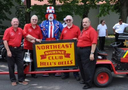 Northeast Shrine Club